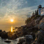 Lighthouse, Bass Harbor, Maine (001)